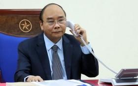 國家主席阮春福。(圖源:VGP)