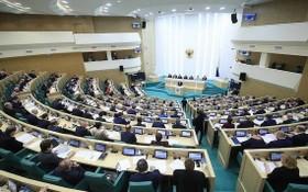 俄羅斯聯邦委員會。(圖源:TASS)