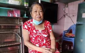 溫麗清正等錢去治病。