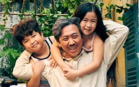 華人藝人鎮城已成功飾演老爸角色。