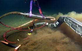 國際亞太(APG)海底光纜故障已修復,但至7月中旬,越南國際互聯網網速才恢復正常。(示意圖源:互聯網)