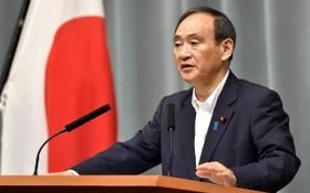日本首相菅義偉。(圖源:互聯網)