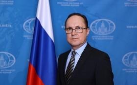 新任俄羅斯駐越南大使根納季‧貝茲德科。(圖源:俄羅斯駐越南大使館)