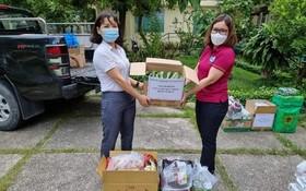 第五郡舉辦越南家庭日活動