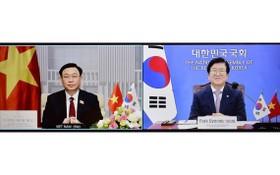 建議提升越韓全面戰略夥伴關係