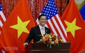 越南駐美國大使何金玉。(圖源:越通社)