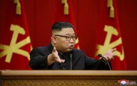 朝鮮國務委員會委員長金正恩。(圖源:朝中社)