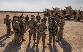 美軍在敘利亞設有軍事設施。(圖源:Getty Images)