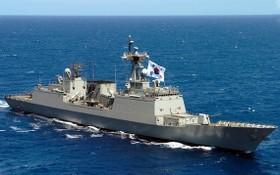 韓國型驅逐艦。(圖源:美國國防部)