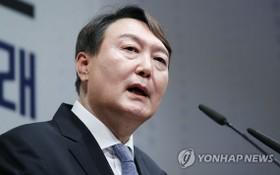 韓國前檢察總長尹錫悅。(圖源:韓聯社)