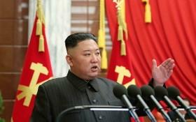 朝鮮勞動黨總書記金正恩。(圖源:AFP)