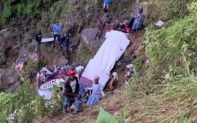 飛機墜毀現場。(圖源:GoFundMe)