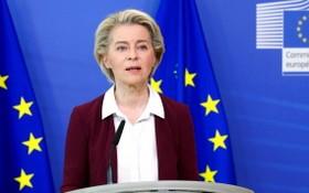 歐盟委員會主席馮德萊恩。(圖源:AP)