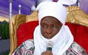 尼日利亞卡杜納州卡朱魯地區傳統領袖埃米爾阿爾阿吉·阿爾哈桑·阿達穆。(圖源:Daily Trust)