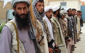 塔利班武裝人員。(圖源:AFP)