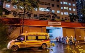 收治輕症病例的三號野戰醫院。(圖源:英秀)