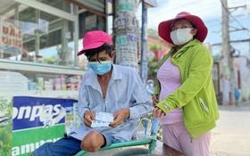 加促、及時把輔助金送到受新冠肺炎疫情影響者手中。