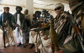 阿富汗政府談判人員15日表示,民兵組織塔利班已提出願意停火3個月,以換取政府釋放7,000名被囚禁的塔利班成員。(圖源:AFP)