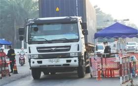 優先運貨司機核酸檢測地點公佈
