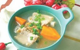 營養師教你「喝湯」補鐵去疲勞