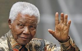 前南非總統納爾遜‧曼德拉。(圖源:Getty Images)