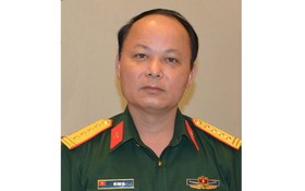 國防部第二軍區副司令武金河大校。(圖源:人民軍隊報)