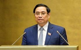 政府總理范明政。(圖源:Quochoi.vn)