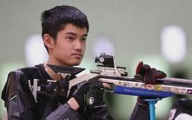16歲的小將盛李豪一路闖關奪得銀牌。(圖源:互聯網)