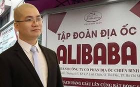 阿里巴巴房地產詐騙案頭目阮泰練。(圖源:VNE)