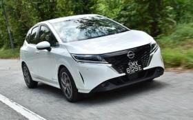 圖為日產 e-POWER 新款汽車。(圖源:互聯網)