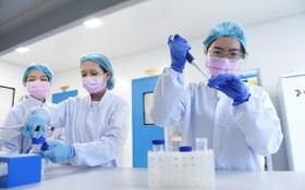 軍醫學院在研發 Nano Covax 疫苗。(圖源:緣潘)