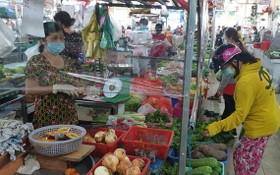 街市恢復糧食食品銷售