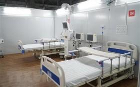 順化中央醫院在本市設立的重症加護中心一瞥。(圖源:越通社)