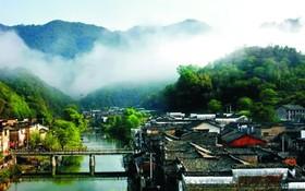 瑤裡古鎮遺留的建築物仍以明清贛時期為主。
