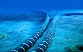 谷歌和臉書公司聯合宣佈,將參與2024年新海底電纜系統的開發,以改善亞太地區的互聯網連接。(示意圖源:互聯網)