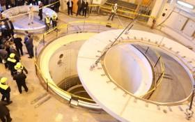 伊朗阿拉克核反應堆。 (圖源:路透)
