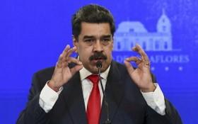 委內瑞拉總統馬杜羅。(圖源:AFP)
