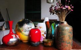 夏泰村的磨漆手工藝產品豐富多樣。