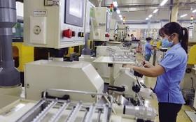 位於和平省的R Technical公司生產線一瞥。