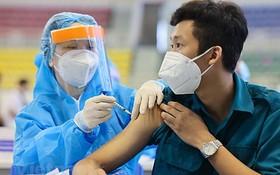 本市的計劃是從8月15日至9月15日為15%的18歲以上者接種第二劑。
