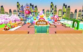 「虛擬首爾兒童大公園」截圖。(圖源:互聯網)