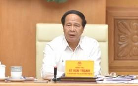 政府副總理黎文成。(圖源:VOV)