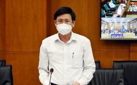 巴地-頭頓省人委會副主席黎玉慶。(圖源:巴地-頭頓報)