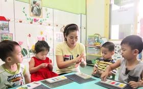 不少私立幼兒園教篩在疫情期間遇到不少困難。
