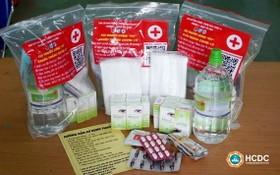 安生藥袋。(圖源:HCDC)