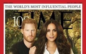 《時代》雜誌公佈百大影響力人物榜
