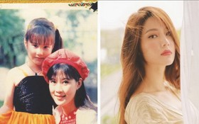 4大童星出身的越南女藝人
