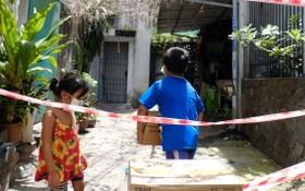 本市有許多在疫情大流行期間失去父母的孩子需要照顧。(示意圖源:武翠)