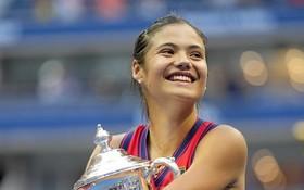 新科美網冠軍拉杜卡努。(圖源:互聯網)