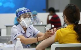 疫苗接種。